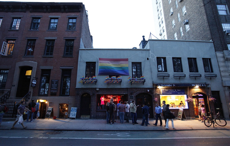 The Stonewall Inn on June 16, 2012 in New York City.
