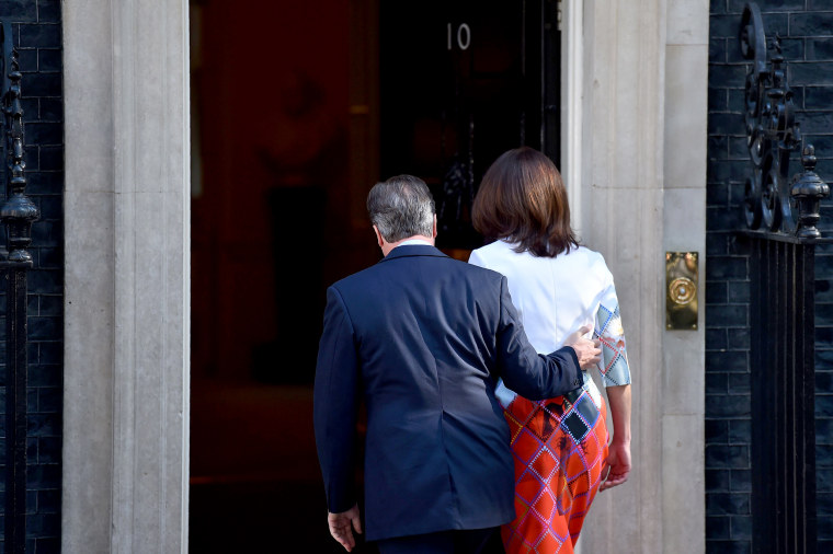 Image: BRITAIN-EU-VOTE-BREXIT