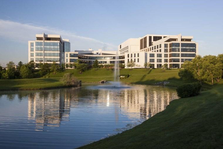 MedImmune's headquarters outside Washington DC, where FluMist was invented.