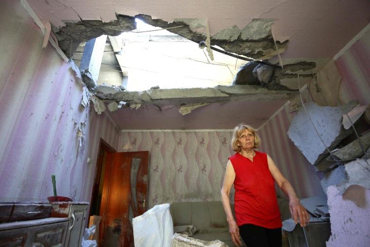 Image: TOPSHOT-UKRAINE-RUSSIA-CONFLICT