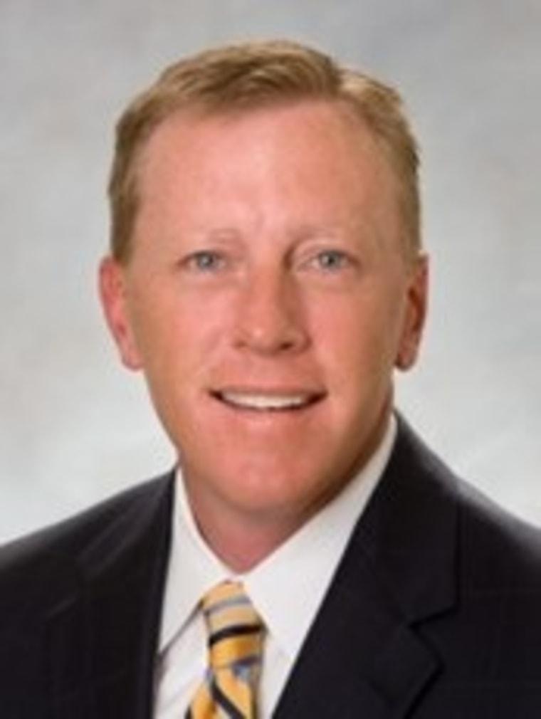 Sanford Mayor Jeff Triplett