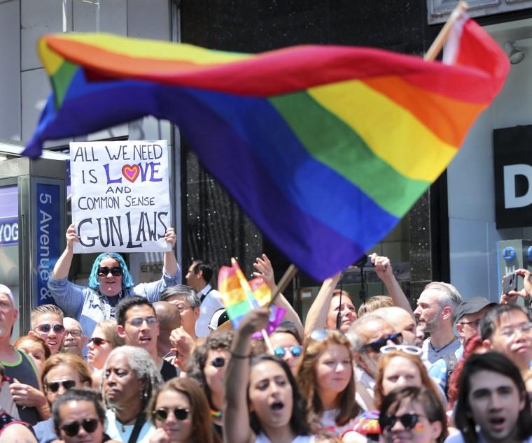 Image: New York City Pride Parade