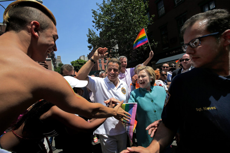 Image: 46th annual New York City Gay Pride Parade