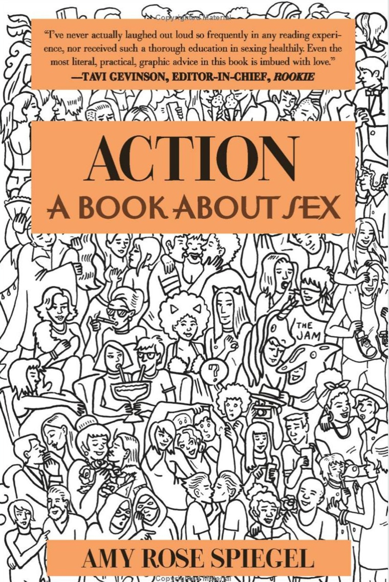 """Action"" by Amy Rose Spiegel (Emma Straub's pick)"