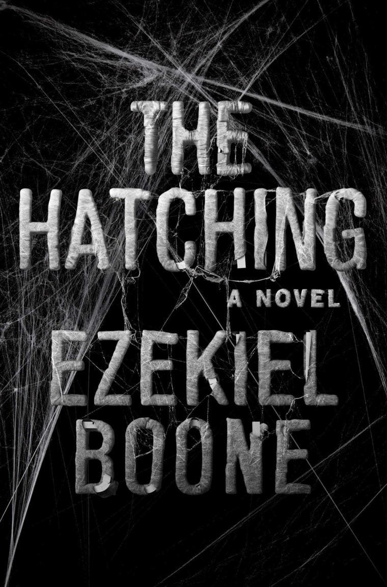 """The Hatching"" by Ezekiel Boone (Brad Thor's pick)"