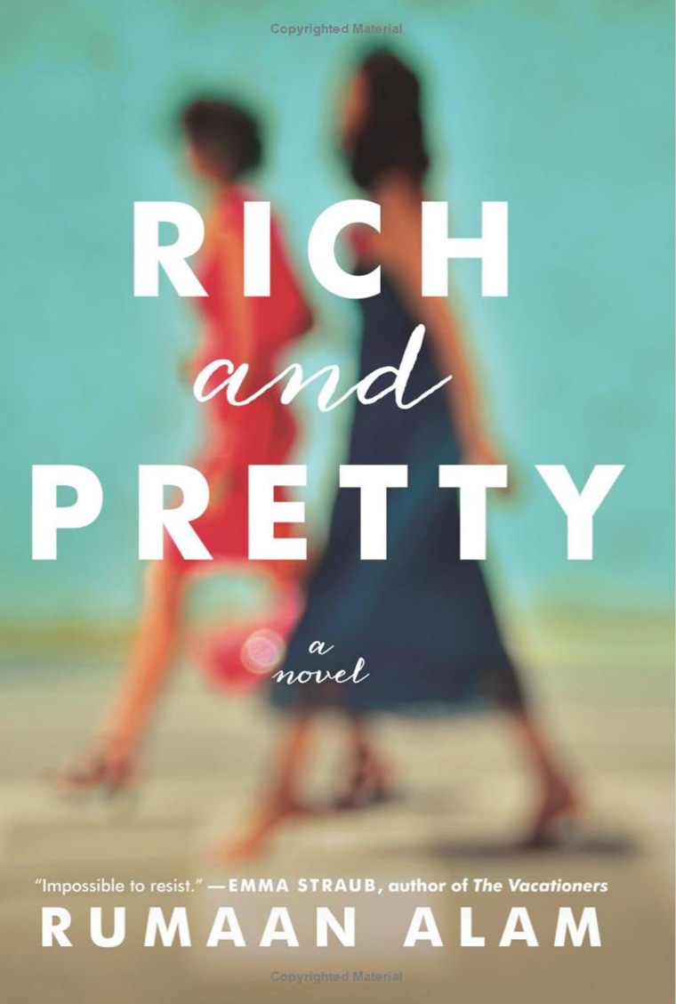 """Rich and Pretty"" by Rumaan Alam (Emma Straub's pick)"