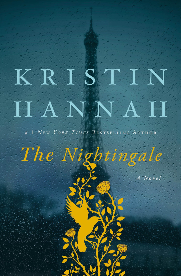 """The Nightingale"" by Kristin Hannah (Brad Thor's pick)"