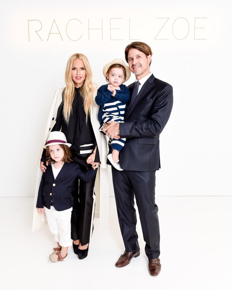 Rachel Zoe maternity