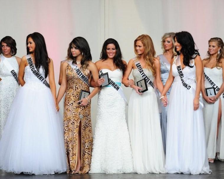 Emily Slawek, Miss Teen USA, Miss America, Pageants