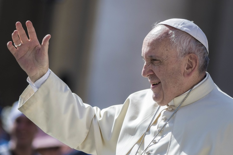 Pope Says Gay Community Deserves Apology for Past Treatment