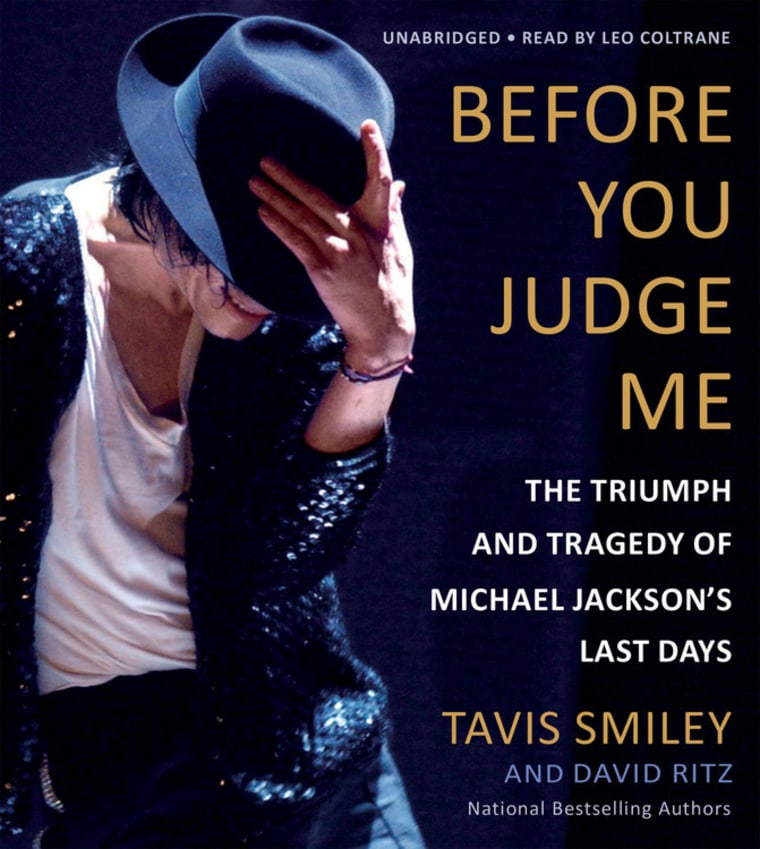 Before You Judge Me Tavis Smiley Recounts Michael Jacksons Last
