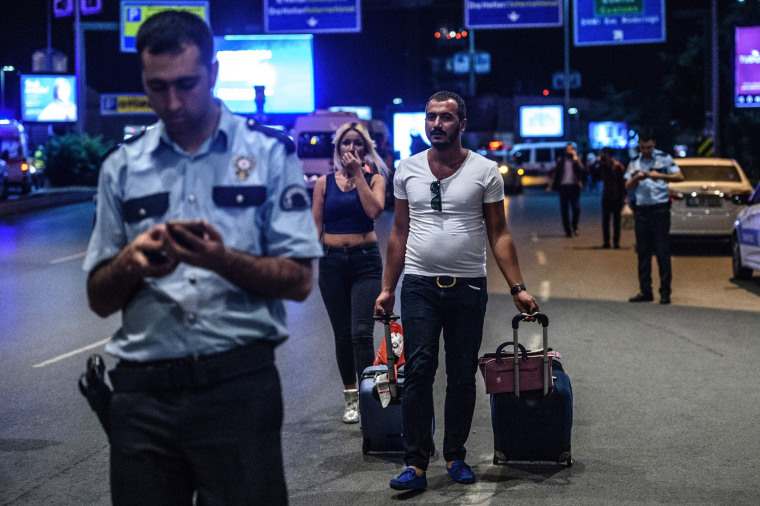Image: TURKEY-AIRPORT-ATTACKS