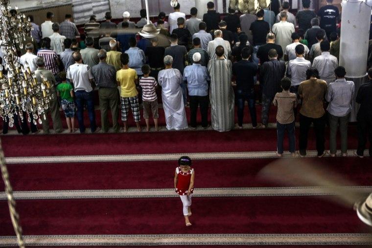 Image: Ramadan in Syria