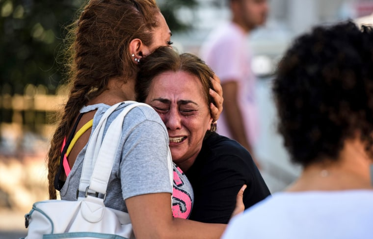 Image: Turkey attacks
