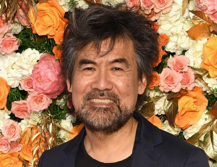 Playwright David Henry Hwang attends the 61st Annual Obie Awards.