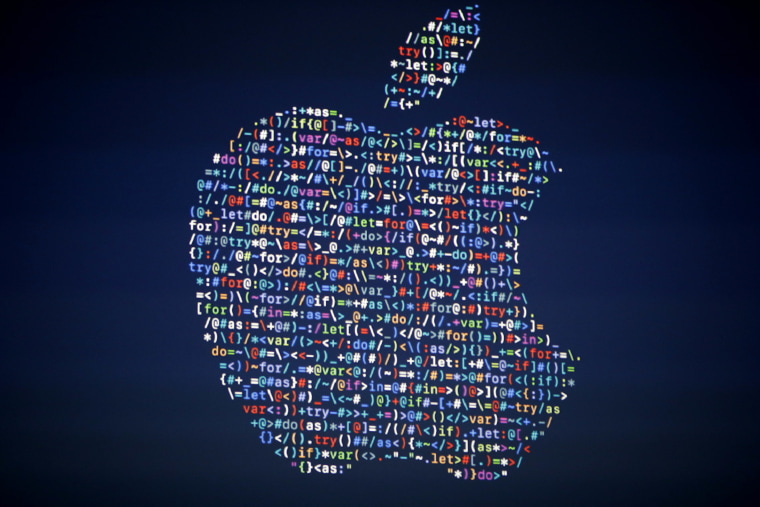 IMAGE: Apple logo