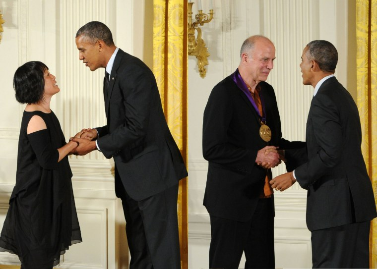 National Medal of Arts and Humanities