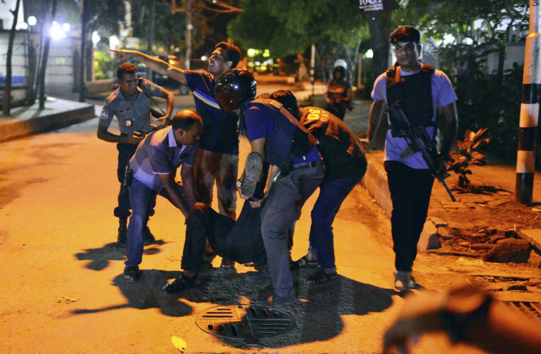 Bangladesh Attack: U.S. Citizen Among 20 Foreigners Killed in Dhaka Restaurant