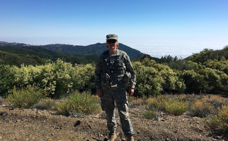 U.S. Army Captain Jennifer Peace