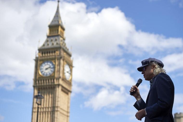 Image: BRITAIN-EU-BREXIT-PROTEST