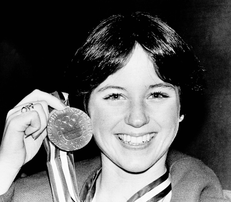 Dorothy Hamill Looks Back On Olympic Gold Her Famous Haircut And