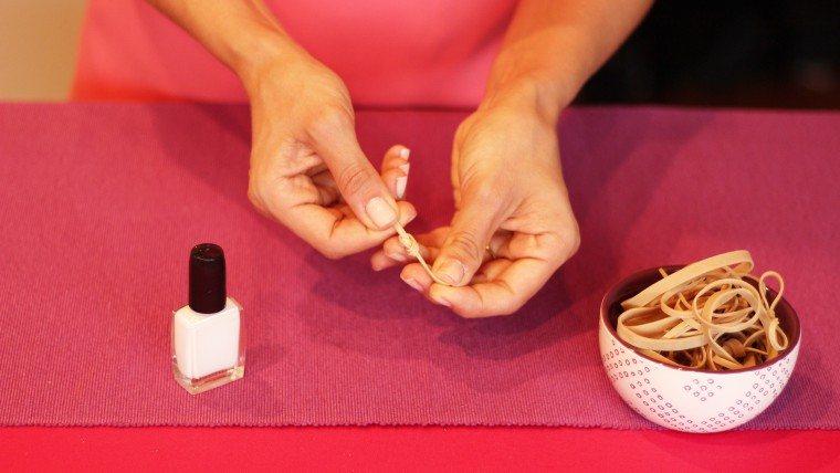 How to paint nails by yourself