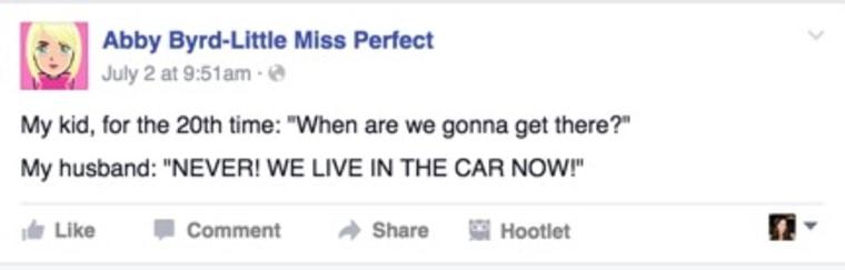 IMAGE: Car post