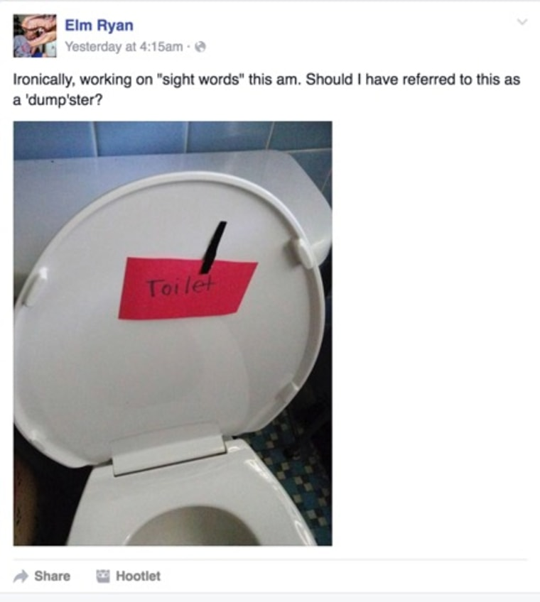 IMAGE: Bathroom post