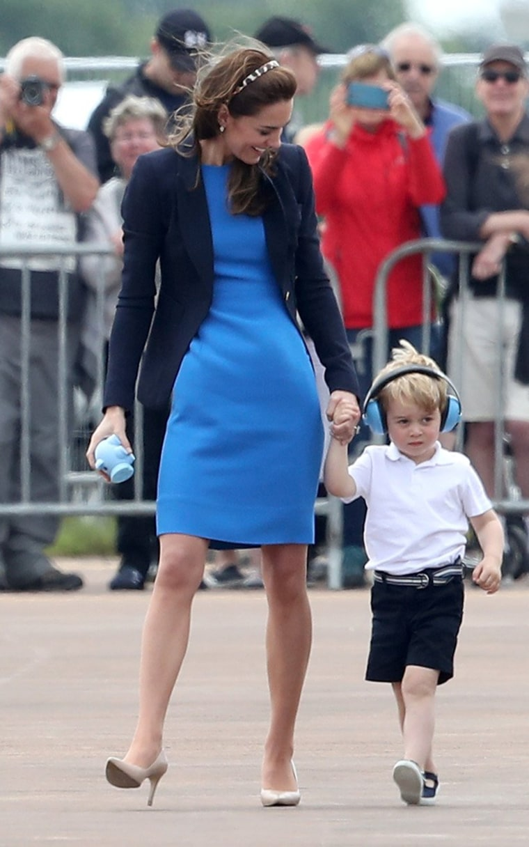 How Catherine and William protect Prince George, Princess Charlotte and Prince Louis's privacy