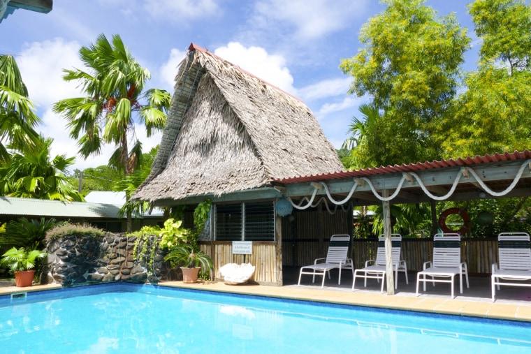 Australian family raffles off their island paradise in Micronesia.