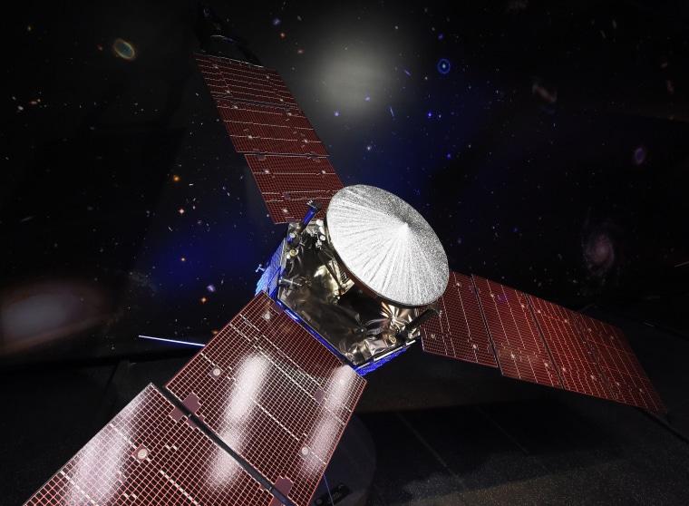 Image: US-SPACE-NASA-JUPITER-JUNO SPACECRAFT