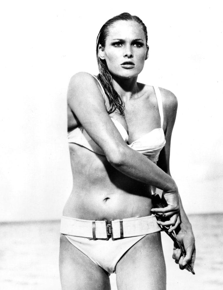 Image: DR. NO, Ursula Andress