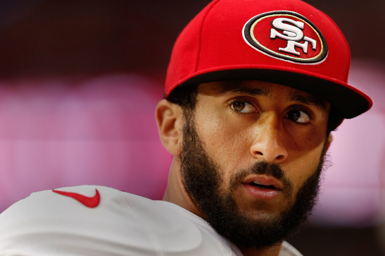 345b325a753 Colin Kaepernick s Protest is Part of Long Sports Tradition