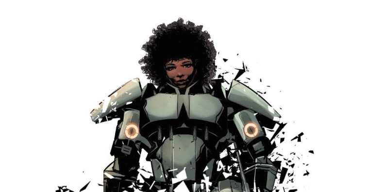 In an interview with TIME, Marvel revealed the new 'Iron Man' is a Black woman, Riri Williams, who is studying engineering at MIT.