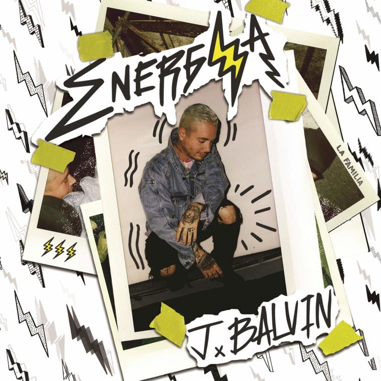 J Balvin -- Energia