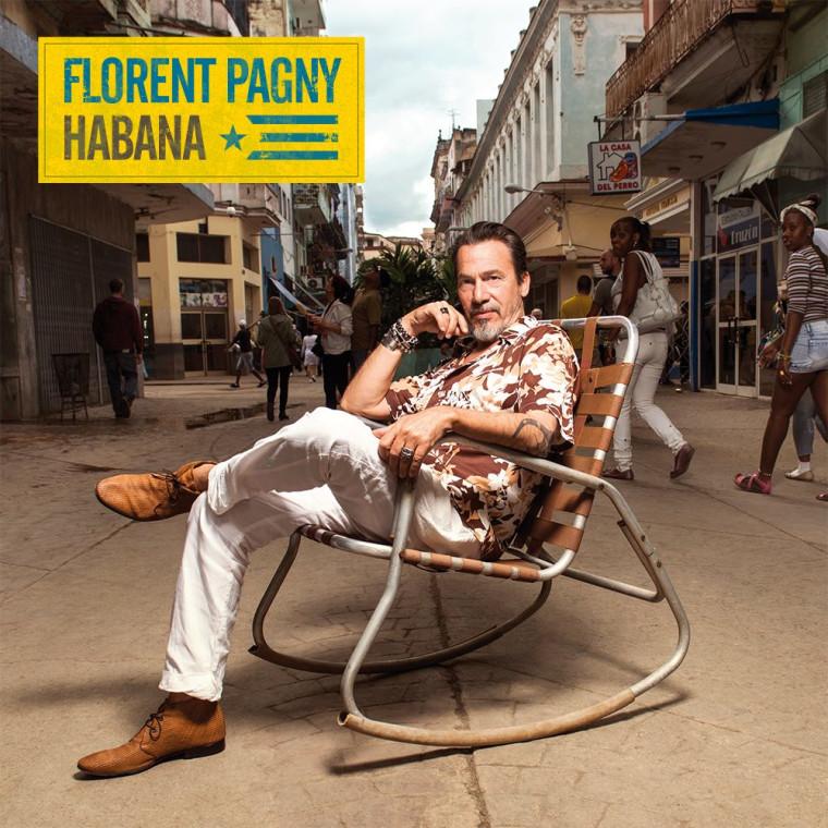 Florent Pagny -- Habana