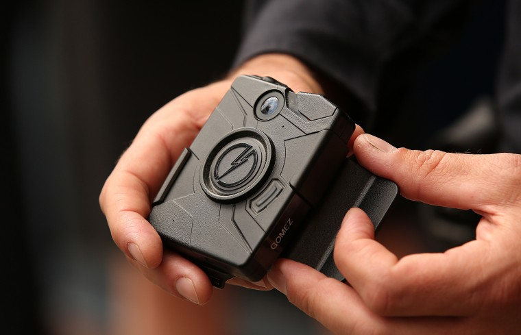 LAPD Officers to wear Body Cameras