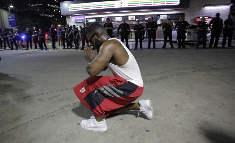 Image: Dallas Police Shooting