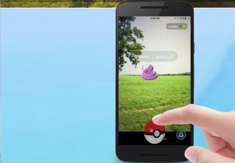 Nintendo's New Mobile Pokemon Game is Winning Fans