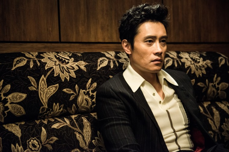 Lee Byung-hun was one of 683 new invitees to the Academy of Motion Picture Arts and Sciences this year.