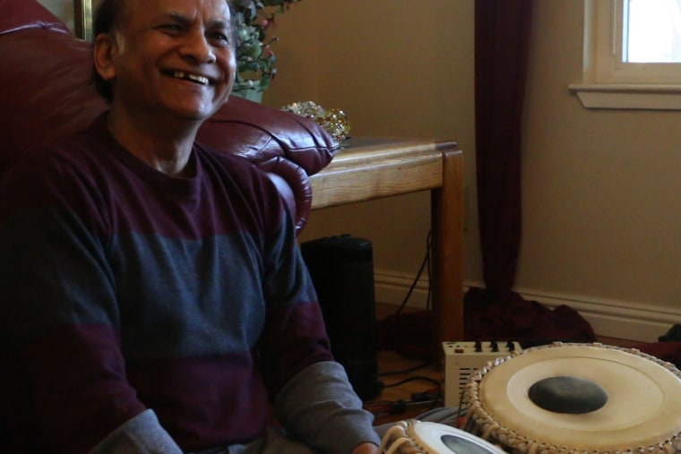 Over the last 35 years, Arshad Syed had taught hundreds of students from the San Francisco Bay Area how to play the tabla, an type of drum used in South Asian music.