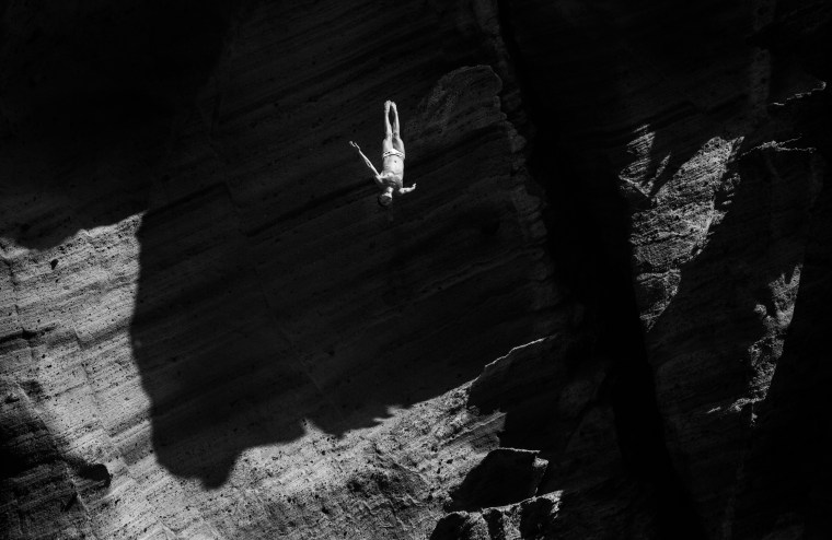 Red Bull Cliff Diving World Series 2016 Stop 3 - S?o Miguel - Portugal - Jonathan Paredes