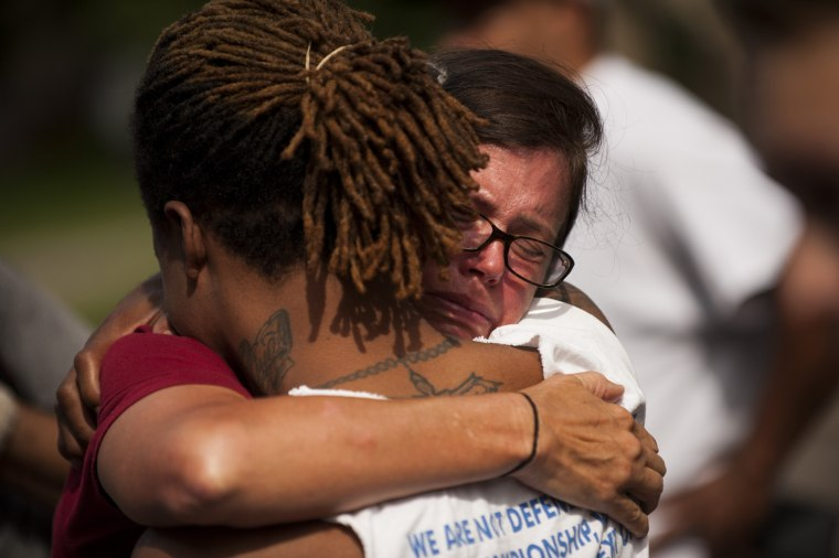 Image: *** BESTPIX *** Police Officer Fatally Shoots Black Man During Traffic Stop Near St. Paul