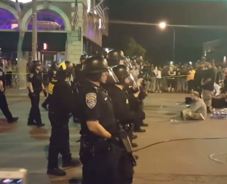More Than 100 Arrested at Baton Rouge, Rochester Black Lives Matter Protests