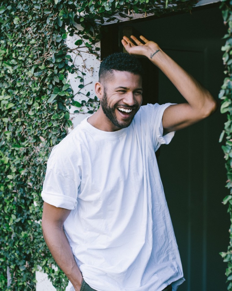 "Jeffrey Bowyer-Chapman who plays Jay on Lifetime's hit drama ""UnREAL"""