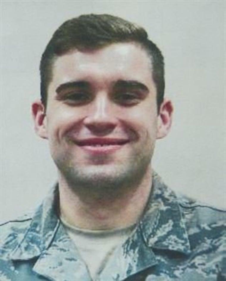 Image: Air Force Staff Sgt. Halex Hale