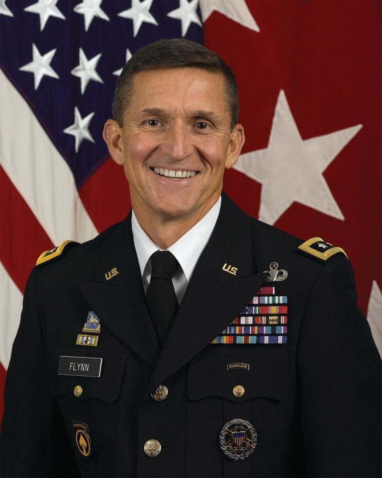 Image: Retired Lt. Gen Michael T. Flynn