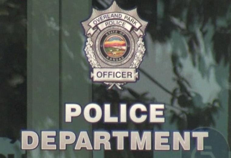 IMAGE: Overland Park, Kansas, police headquarters