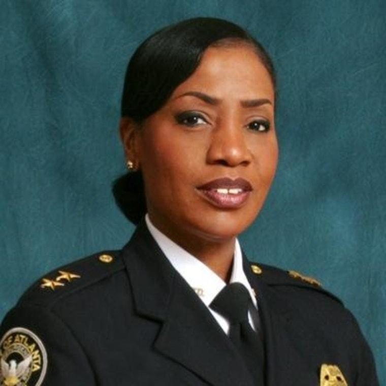 "Chief Cerelyn ""CJ"" Davis of the Durham Police Department"