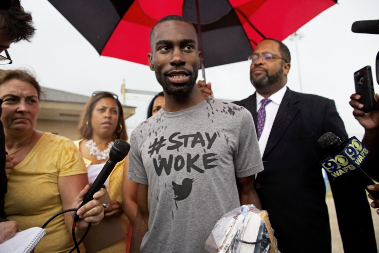 Image: DeRay McKesson